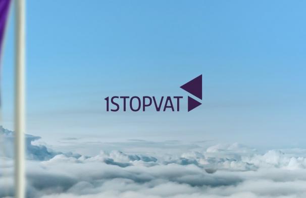 1stopVAT. Sukurtas logotipas, firminis stilius ir nauja svetainė