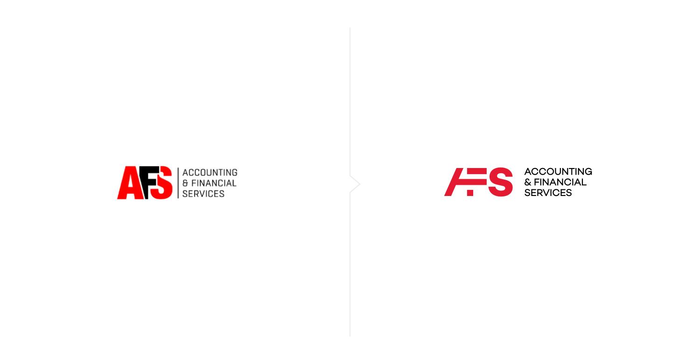 Logotipas prieš ir po