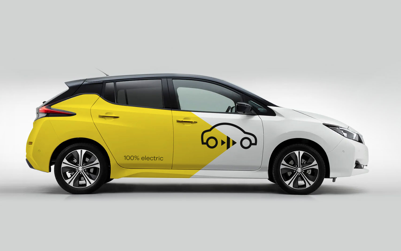 E-cars styling