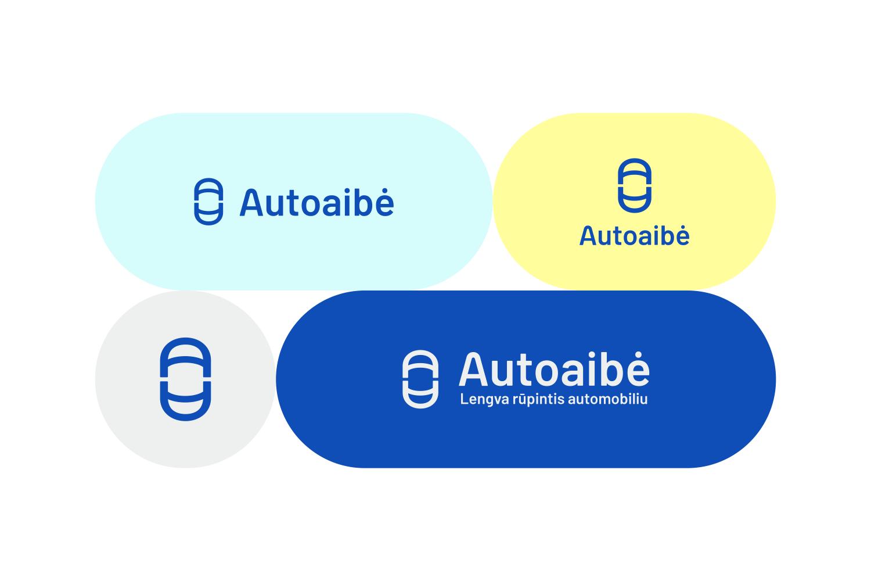 Diffrent logos variations