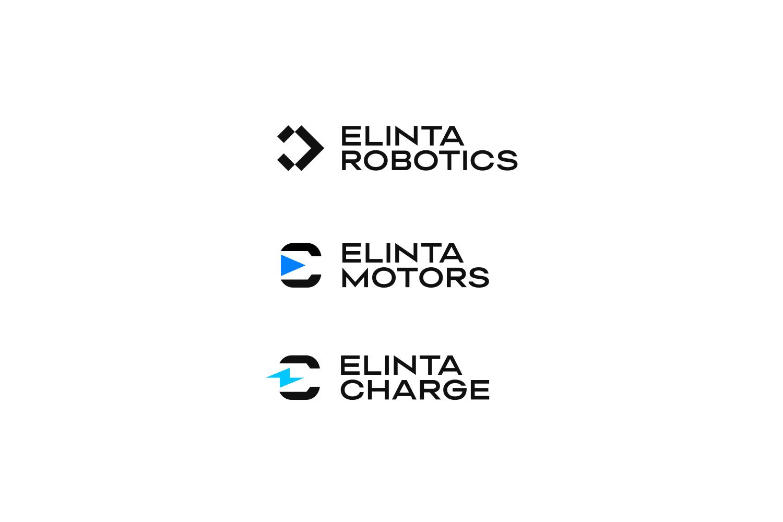 Subsidiary logos
