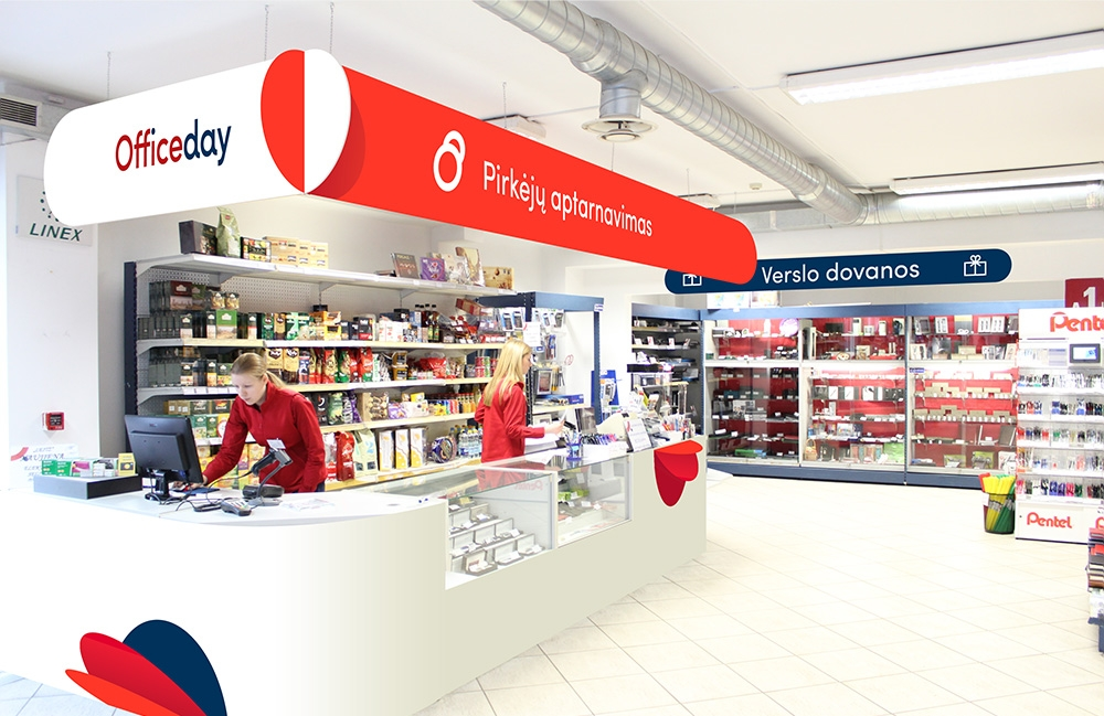 Store visualisations