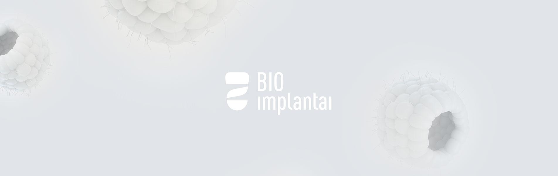 Bio implantai