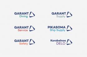 Dukterinių įmonių logotipai
